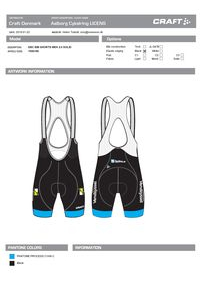 1903568 EBC Bib Shorts Men 2.0 - SOLID